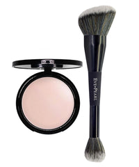 EVE PEARL INVISIBLE FINISH & Dual Finishing Brush