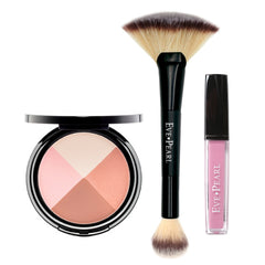 EVE PEARL 3-Pc Ultimate Blush & Gloss -Timeless