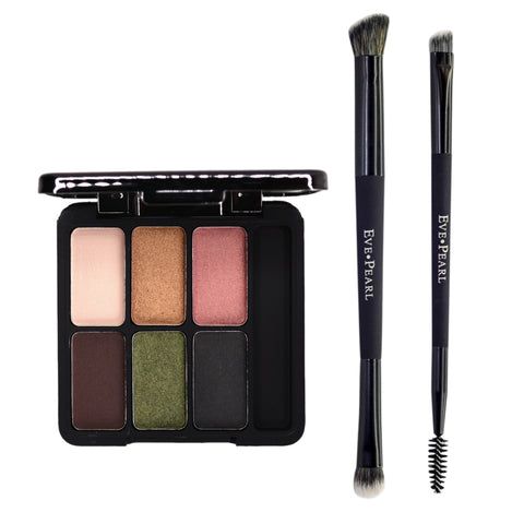 EVE PEARL 3-Pc Ultimate Eye Palette & Brushes