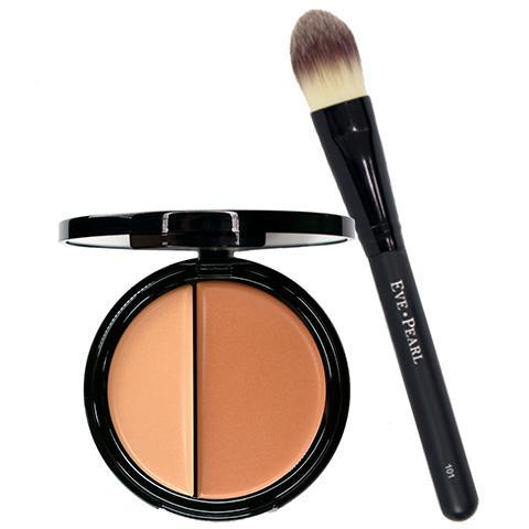 HD DUAL FOUNDATION & 101 FOUNDATION BRUSH