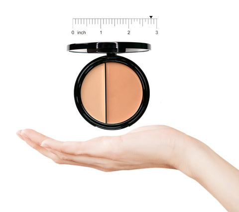 EVE PEARL HD Dual Foundation & 101 Foundation Brush