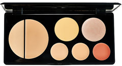 EVE PEARL Flawless Face Contour Palette