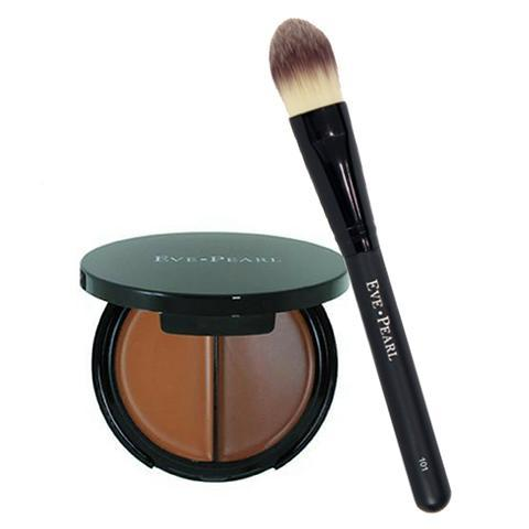 HD 50:50 DUAL FOUNDATION & 101 FOUNDATION BRUSH