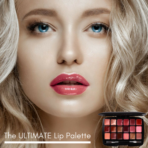 ULTIMATE LIP PALETTE & GLOSS DUO