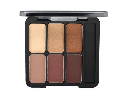 EVE PEARL 3-Pc Complete Natural Eye & Brushes Kit