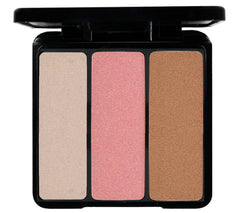 EVE PEARL Blush Trio-Bronzing Highlighter Trio