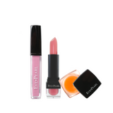 3 pc Lip Therapy, Peaches & Pink Pop Collection