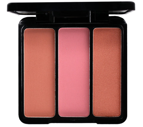 EVE PEARL Blush Trio-Sultry Cheeks