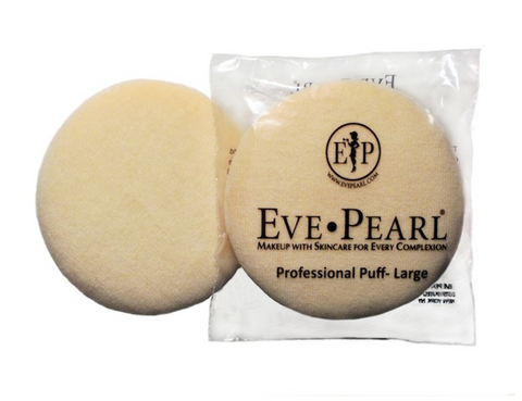 EVE PEARL 2-Pro Deluxe Powder Puffs