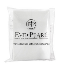 EVE PEARL Pro Non-Latex Makeup Sponges: 8 Large Wedges
