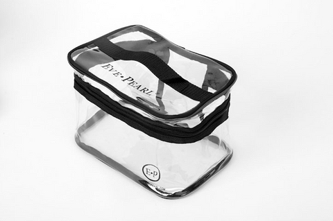 Essential Clear Makeup Bag