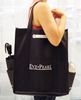 Large Non-Woven Tote Bag w/Side Pockets