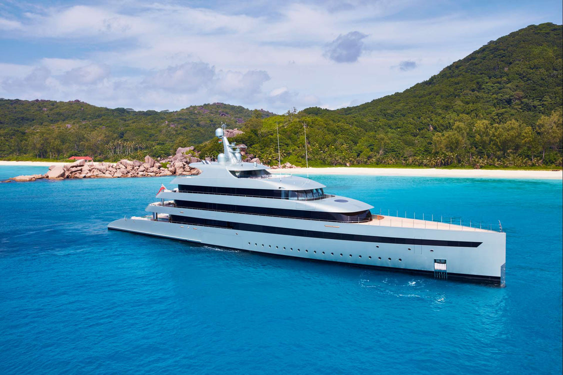 Savannah - the ecofriendly luxury yacht