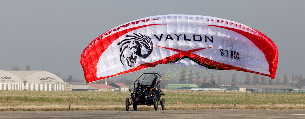 Vaylon Pégase, the Flying French Car Flies Accross the English Channel