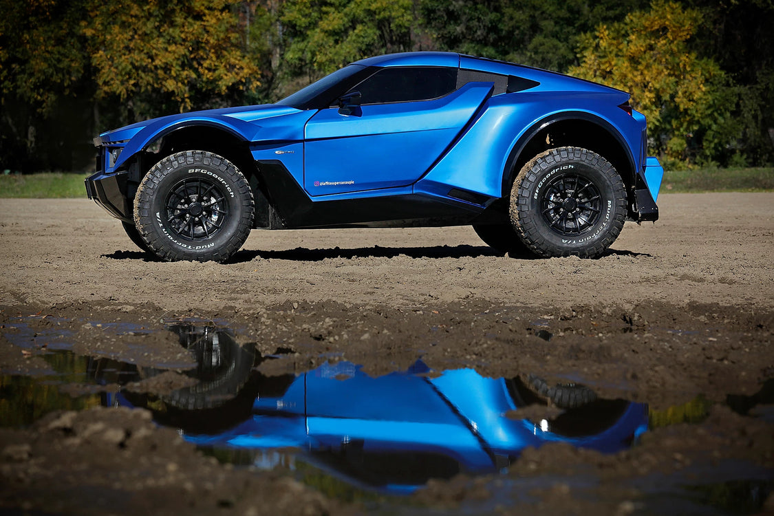 Lafitte X-ROAD Off-Road Supercar