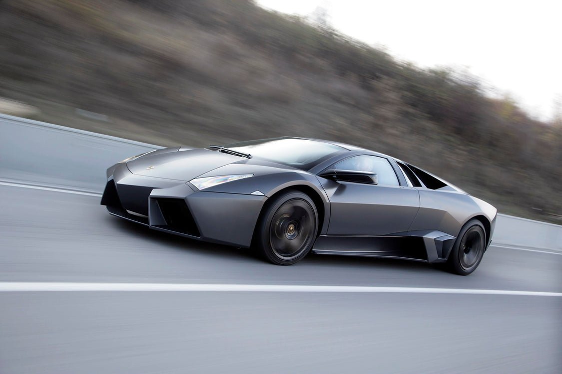 Lamborghini Reventon - the missing link