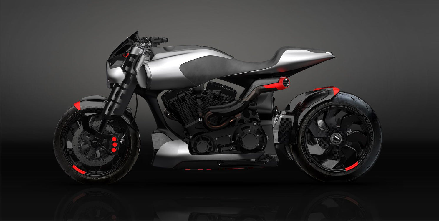 Method 143 by Arch Motorcycles is The Ultimate Motorcycle