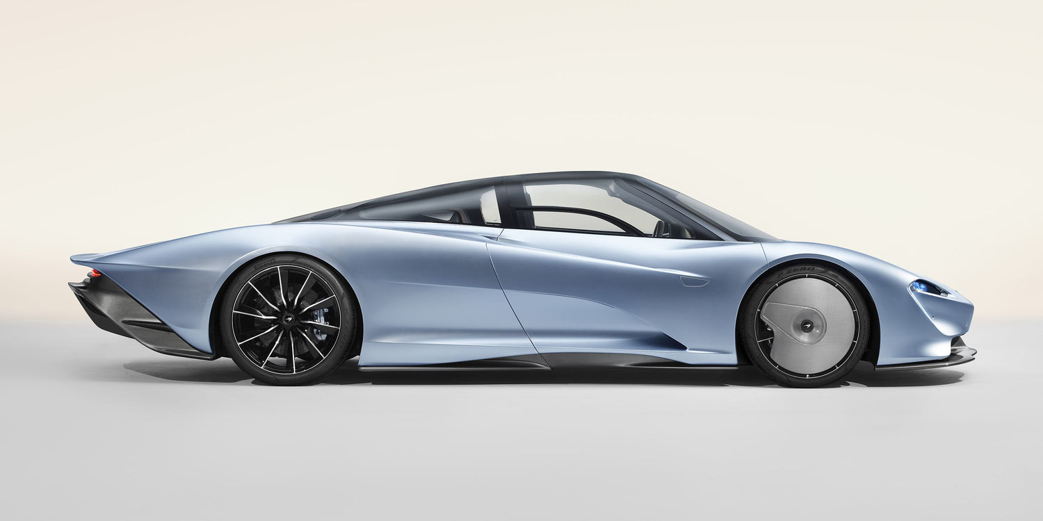 McLaren Releases Fastest Car Yet, the Speedtail