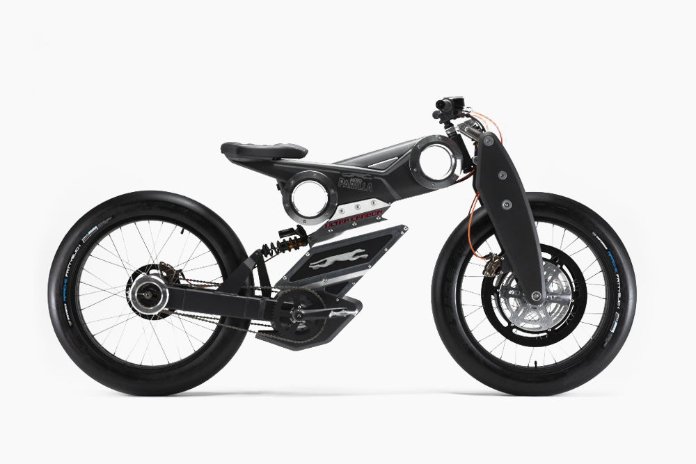 2019 Moto Parilla Electric Bike
