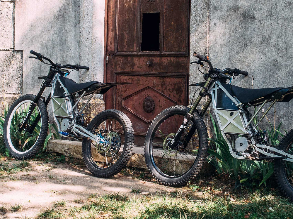 LMX-161-H - A barebones electric bike