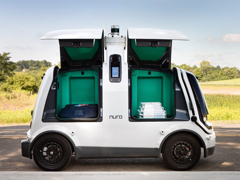Nuro R2 Breaks Grounds as First DOT Exemption Autonomous Vehicle