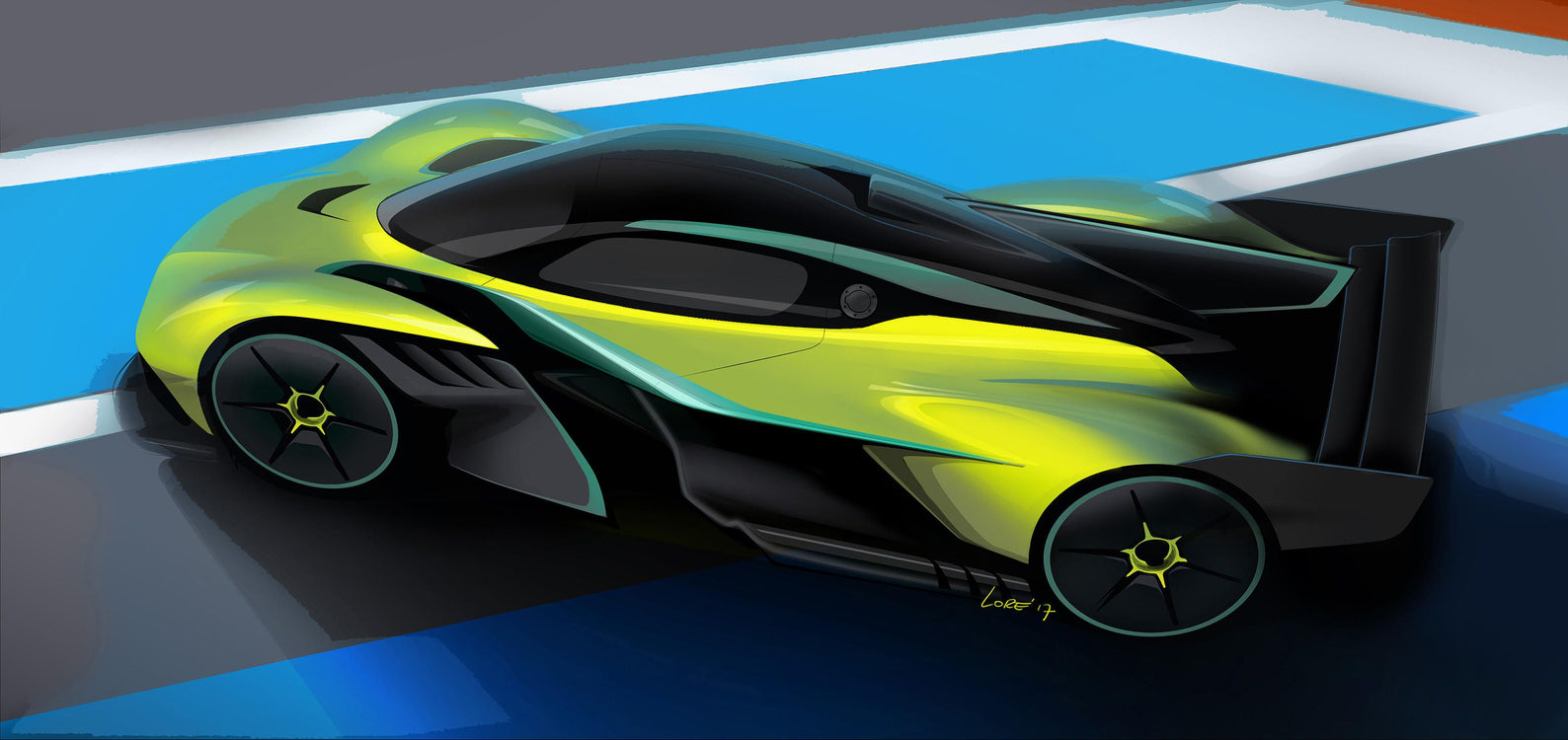 The Aston Martin Valkyrie AMR Pro is The Most Insane Track Toy to Date