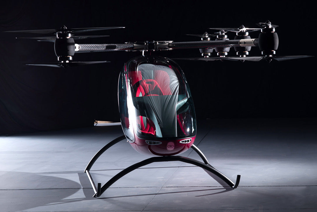 Astro Elroy Drone Brings The Future of Flight Closer