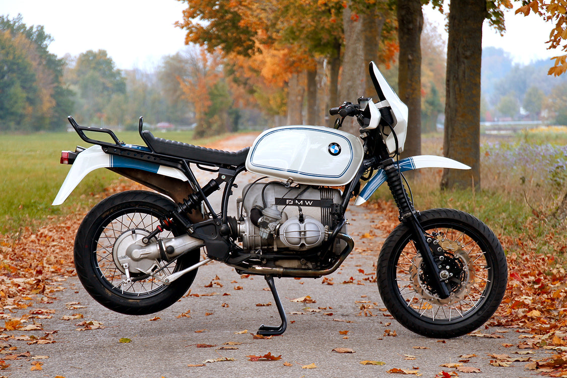 1990 BMW R100GS by Diamond Atelier