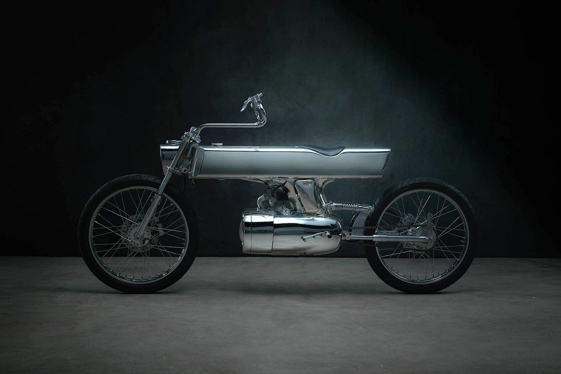 Bandit9 Motorcycle's L Concept is Straight out of The Future