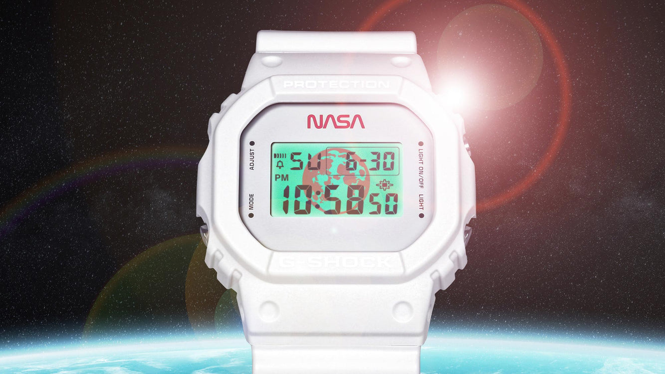 DW5600 NASA Watch by G-SHOCK