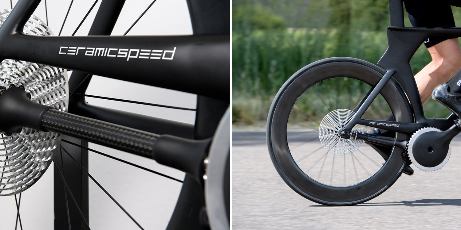 CeramicSpeed's Driven Chainless Drivetrain puts a spin on the bicycle drive system