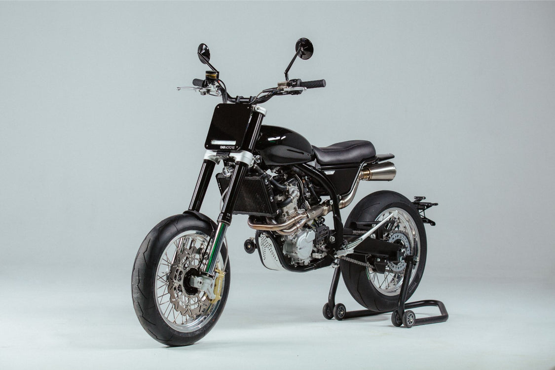DAB Motors Brings The New Age of Custom Motorcycles