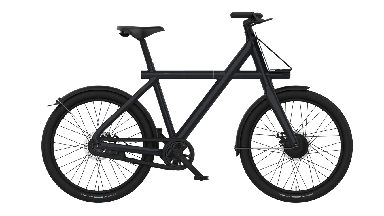VanMoof Electrified X2 is The Safest Urban Way To Commute