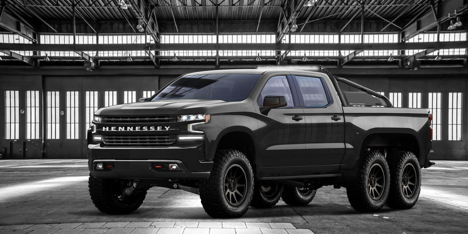 Hennessey Goliath 6x6 - Performance Pickup