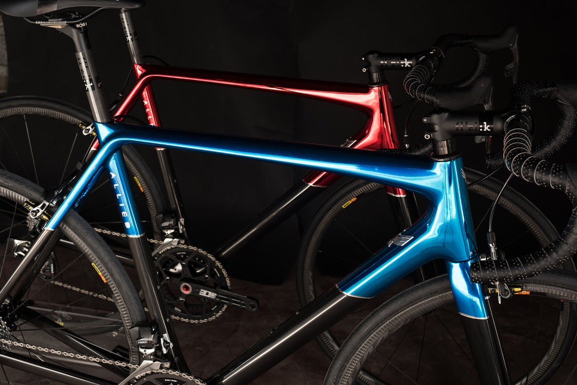 Allied Cycle Works Enters the Carbon Fiber Bike Market With the Alfa