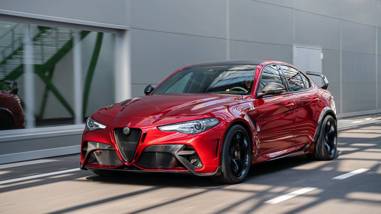 Alfa Brings Back the GTA