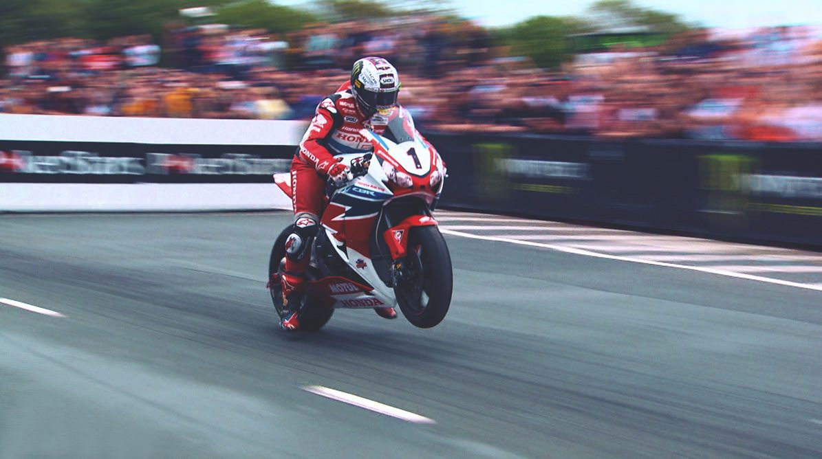 Isle of Man TT Documentary by Studiokippenberger
