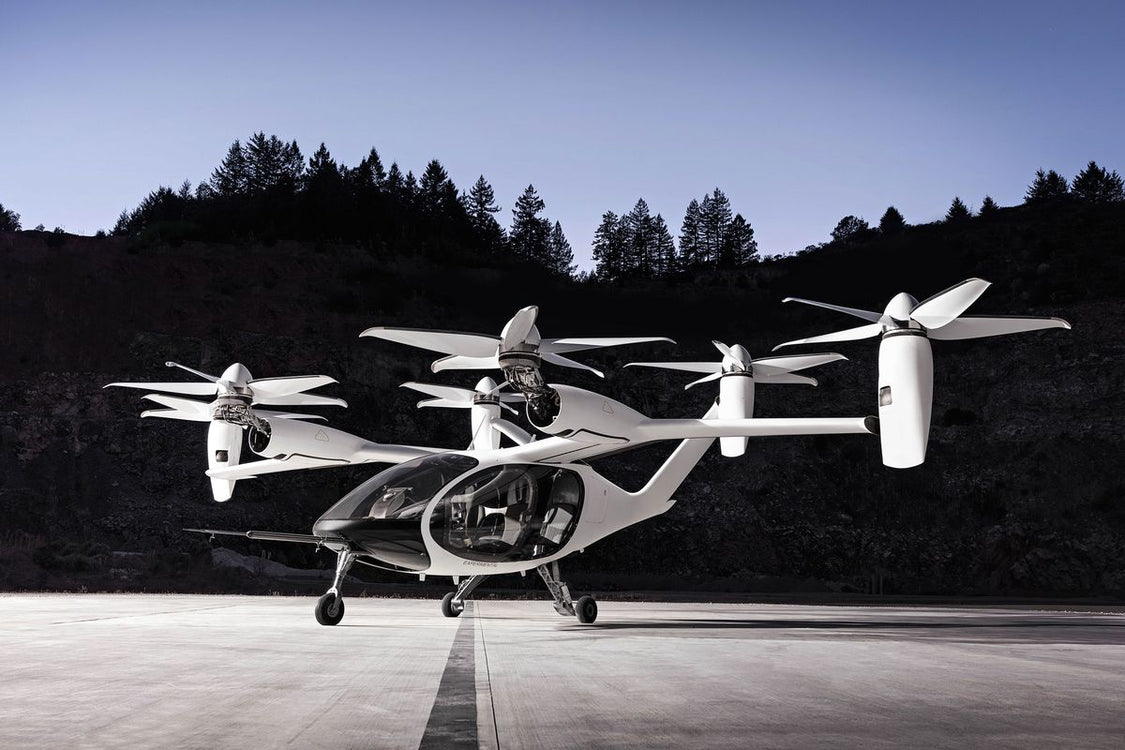 Joby Aviation Pairs Up With Toyota To Bring Air Taxis to Reality
