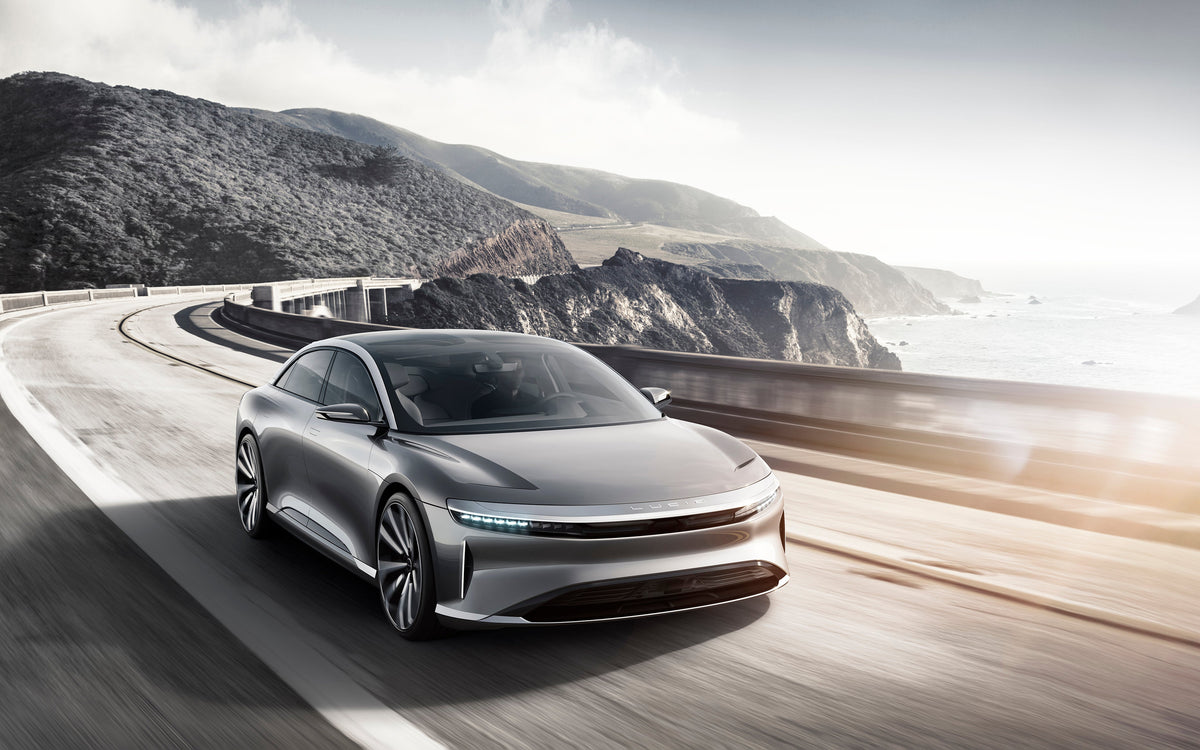 Lucid Motors Air is the Luxurious Answer to Tesla