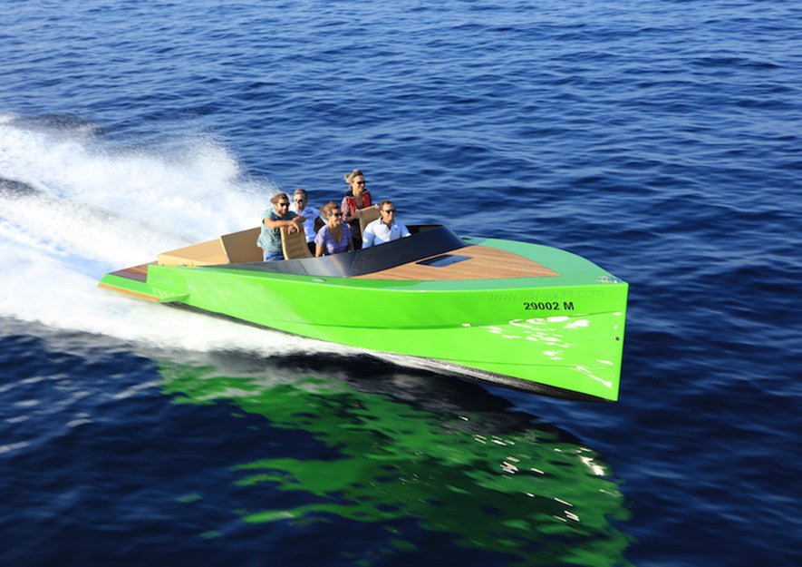 SAY Yes to Outstanding Fun with SAY Carbon Yachts