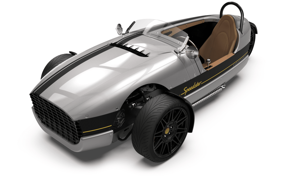 Vanderhall Venice Speedster - Single Seated