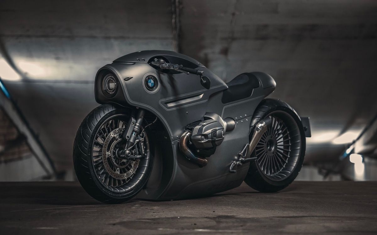 Custom BMW R9T by Zillers Garage is The Stuff of Dreams