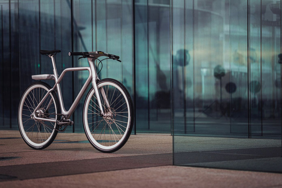 Marc Simoncini debuts the Angell Bike Designed by Ora Ïto