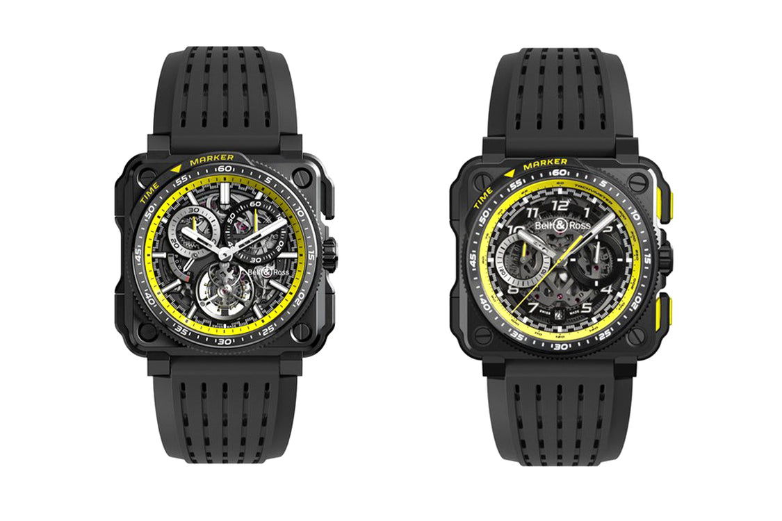 Bell & Ross And Renault F1 Release Fifth Collab