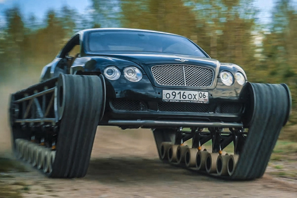 Bentley Continental GT - Ultratank