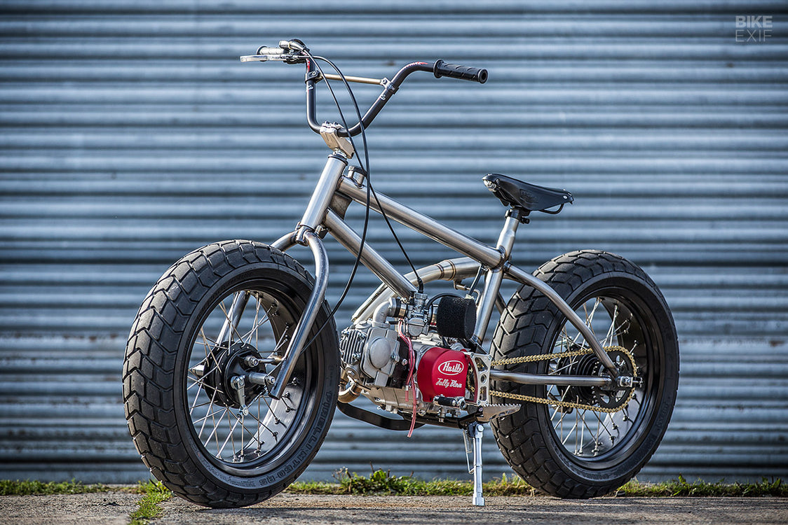 Down and Out Fat Tracker BMX
