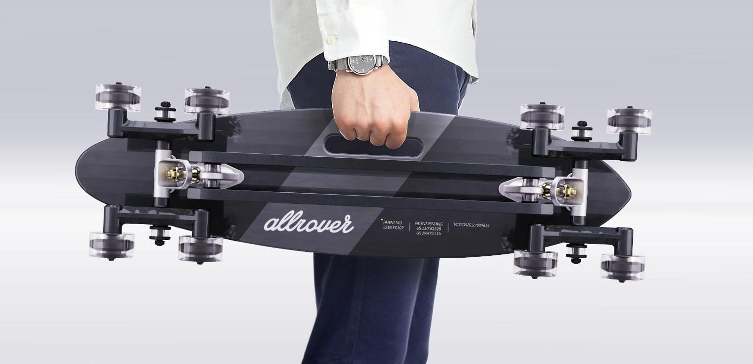 Allrover Stair-Rover Longboard
