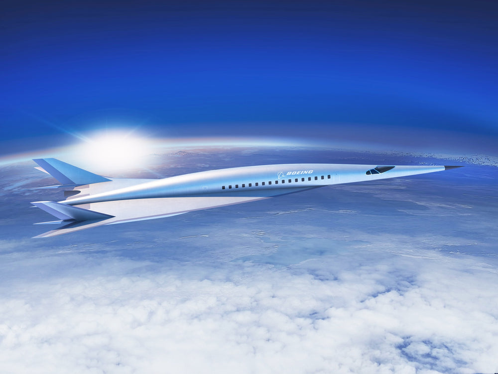 Boeing's Hypersonic Passenger Plane will Take you From London to NY in 2 Hours