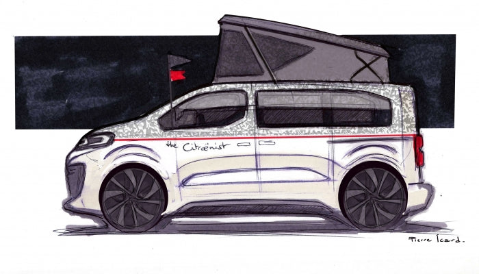 Citroën Debuts The Citroënist, Love Brand Affair