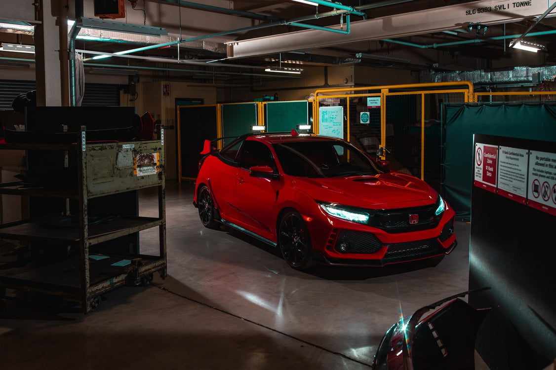 Honda Civic Type-R Project P - Pickup your Jaw